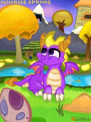 (Spyro the Dragon) Sunrise Spring