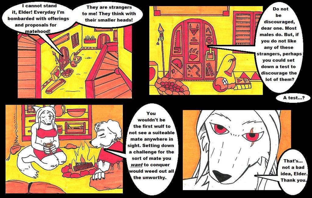 Wulf Mountain Page 26
