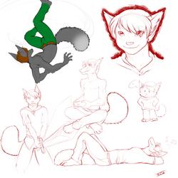 Sketch Sheet (Jay)