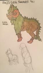 Benji's Earth Minion Summons