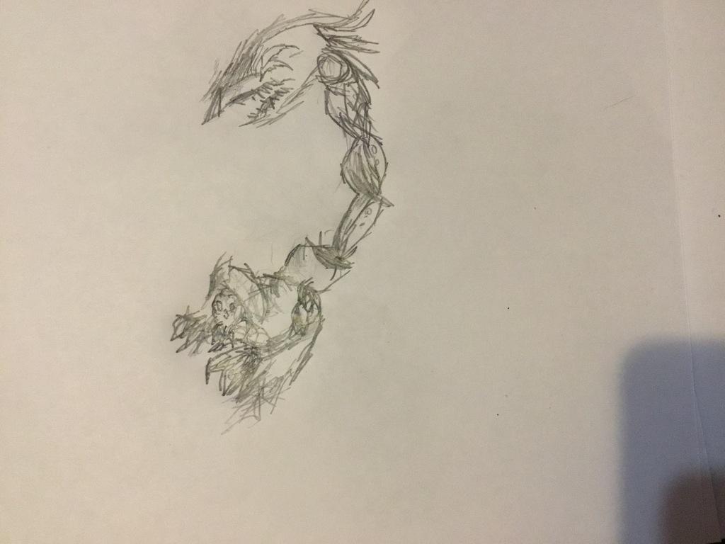 Most recent image: Parasitic Dragon