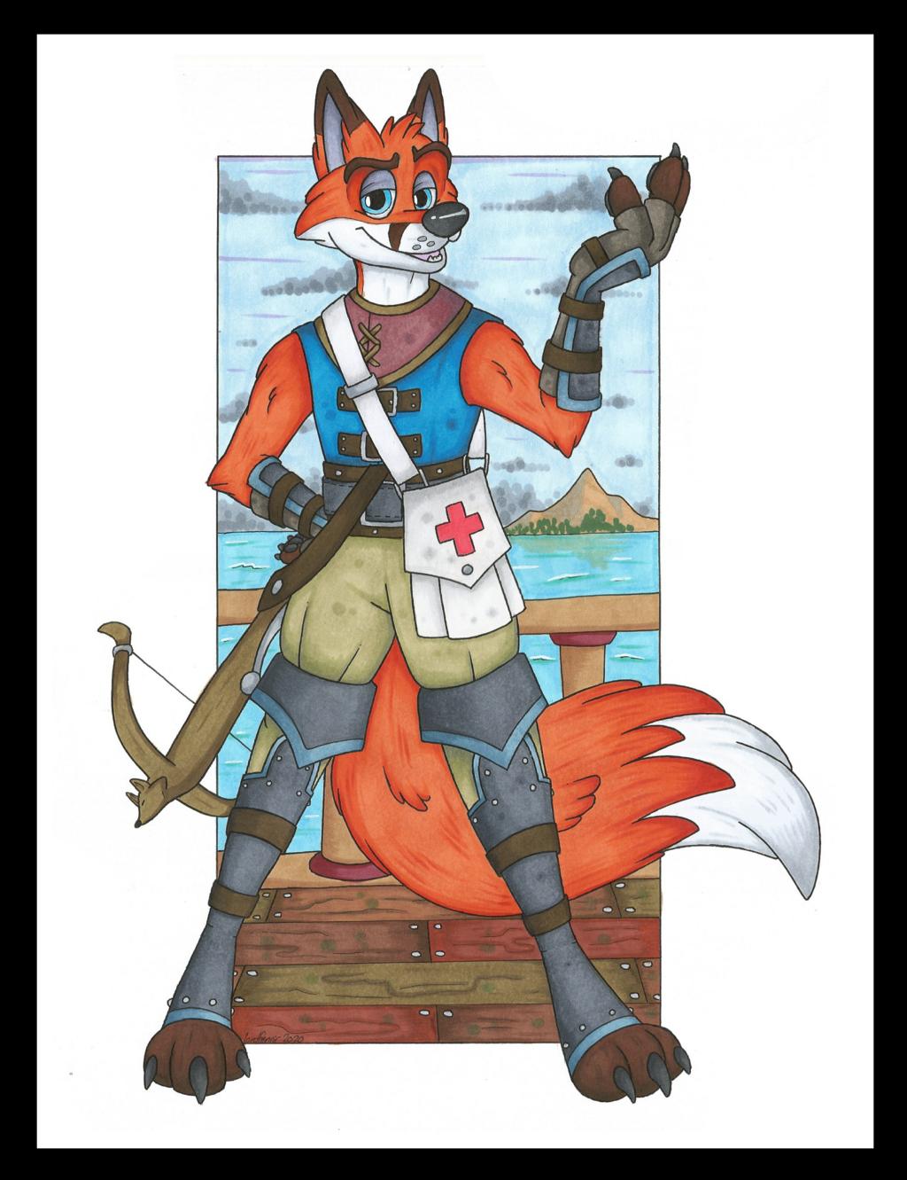 Most recent image: Joseph King, Fox Bard