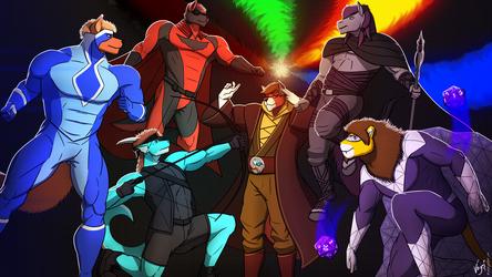 Heroes & Villains