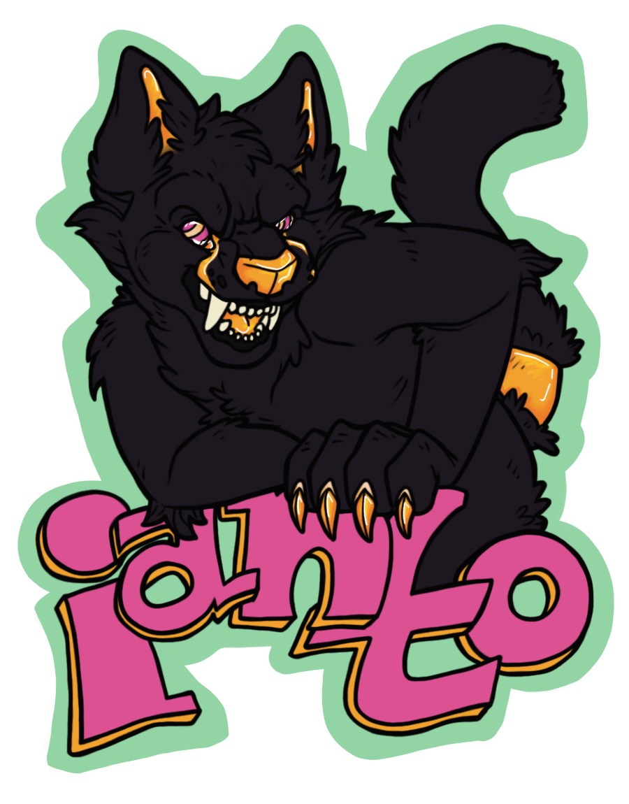 [com] ianto badge