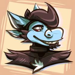 Smug Dragon Face