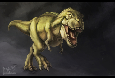T-Rex [Repost]