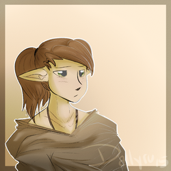 Leandra of the Daelish Elves