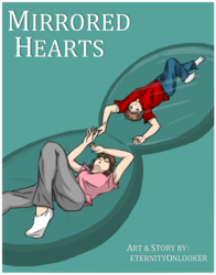 Mirrored Hearts - Cover Page
