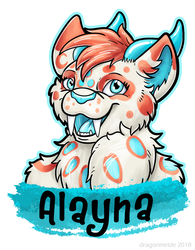 Alayna Badge