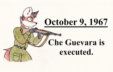 This Day in History: October 9, 1967
