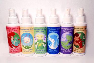 Spray Lotion