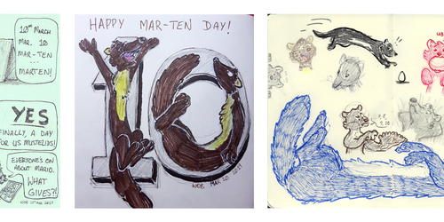 Marten Day Compilation
