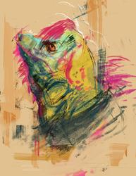 RUFFIANS - Iguanasaurus vs the Space Monster