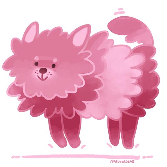 draw a dog tuesday #1