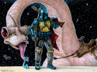 Boba Fett ( Holiday Special )