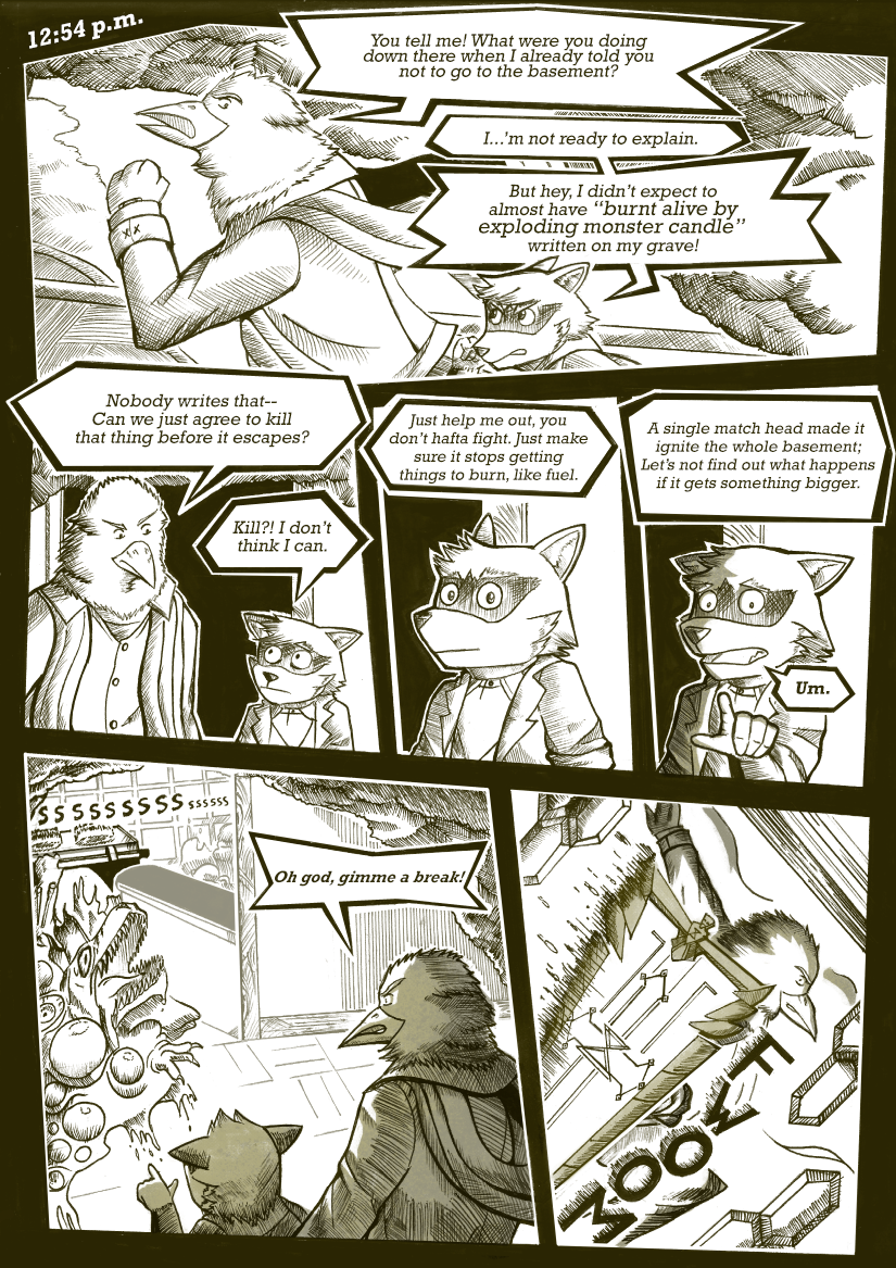 FAR AWAY Chapter 1 Page 32