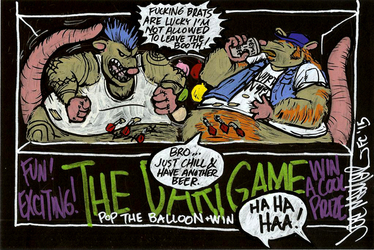 Mac & Lester: Carnie Fail