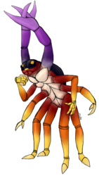 A Not So Crabby Crab~