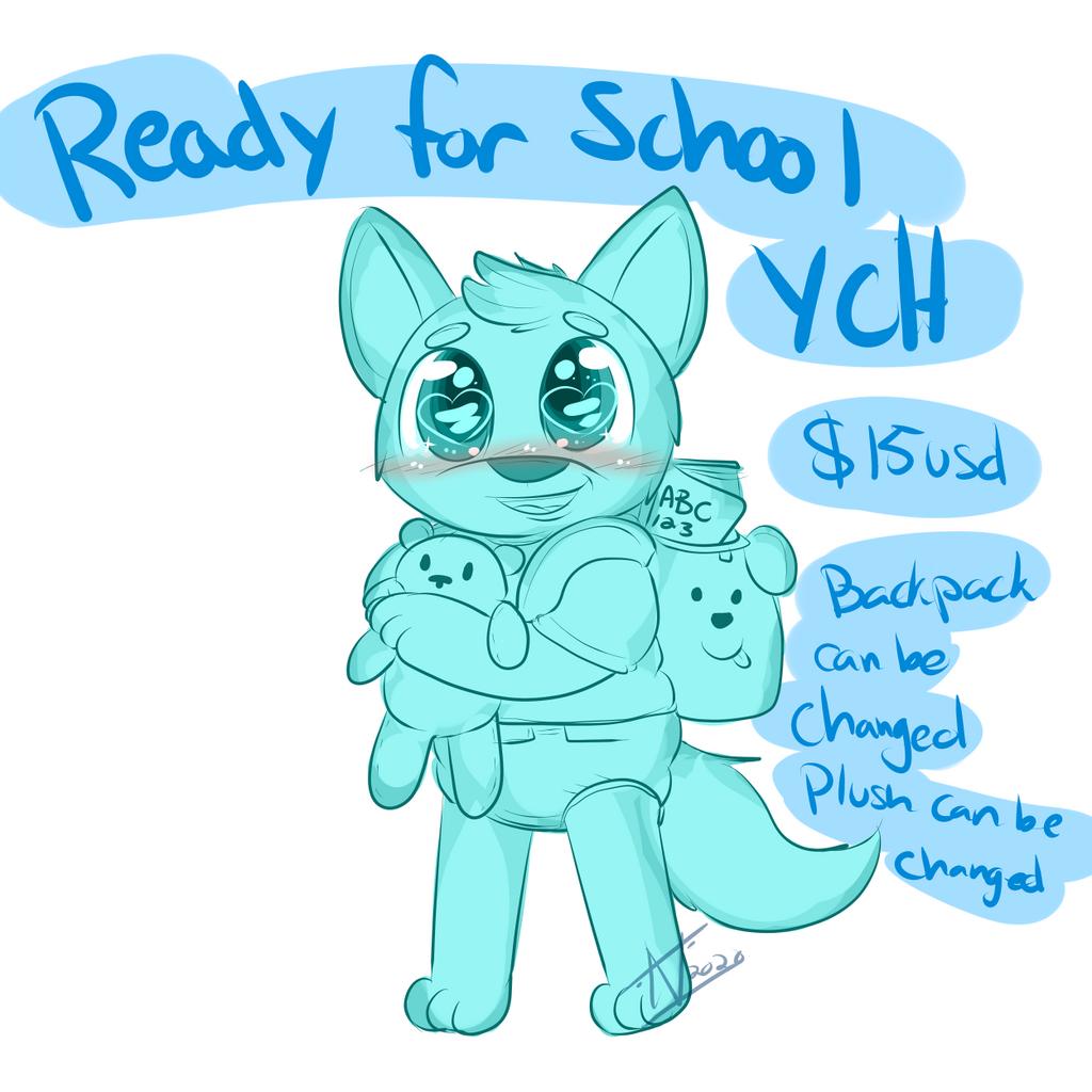 Ready for school YCH