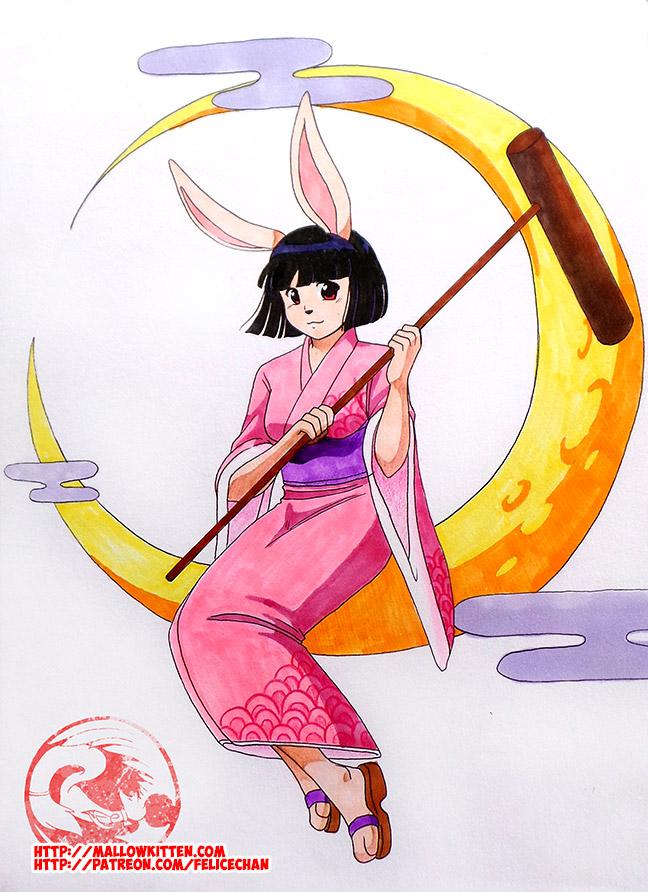 Kaya the Bunny