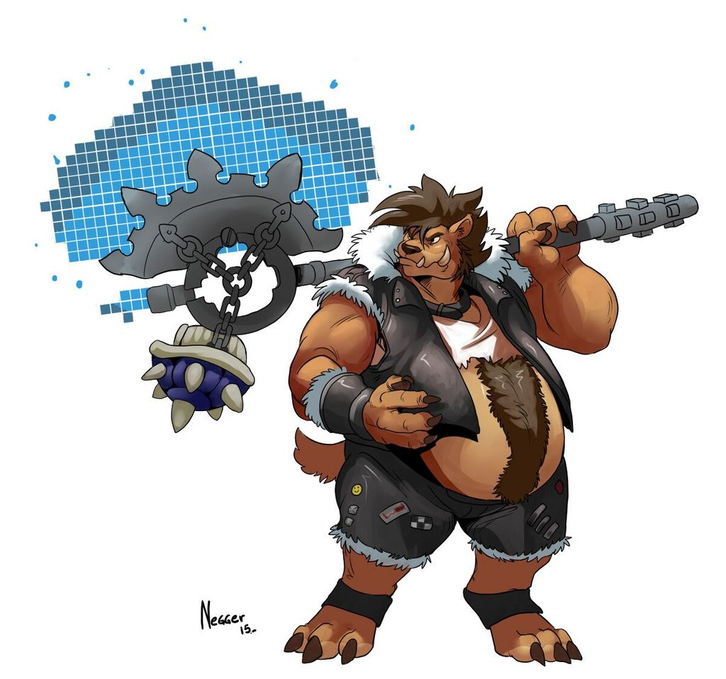 Roax and Great Axe