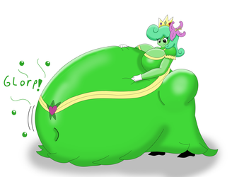 Gurgly Plant Queen