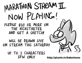 Marathon Stream LIVE