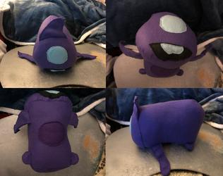 Disney Pixar Soul Lost Soul 22 Medium Stacking Plush Commission