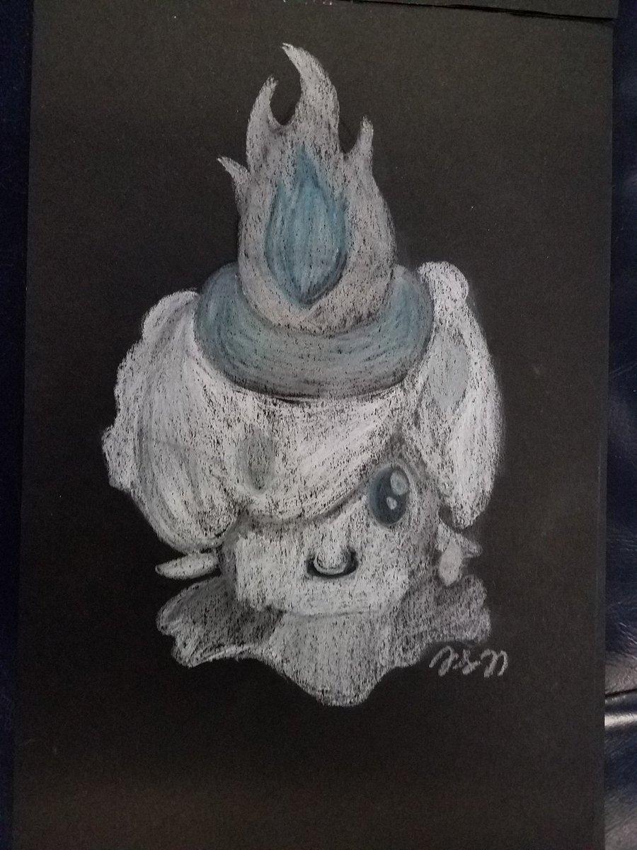 Sketch - Litwick