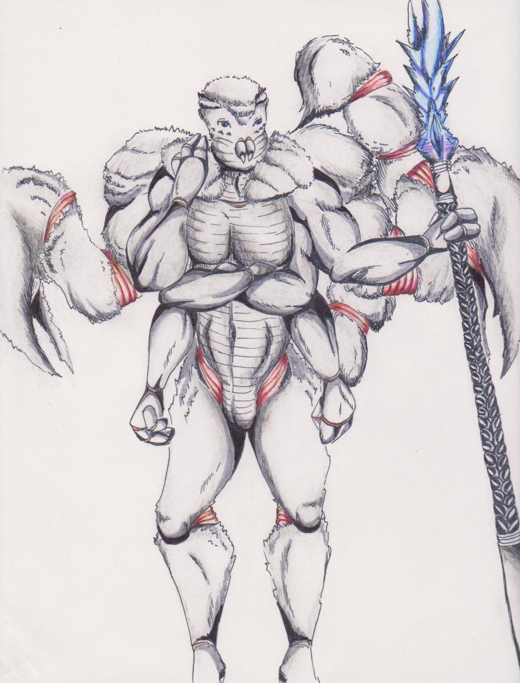 Most recent image: scorpion