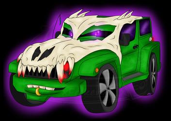 Voodoo Jeep
