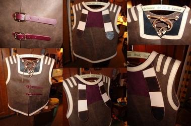 Bunny Vest for Natsu Halukani