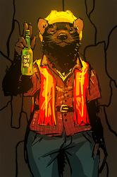 Patron Saint of Booze