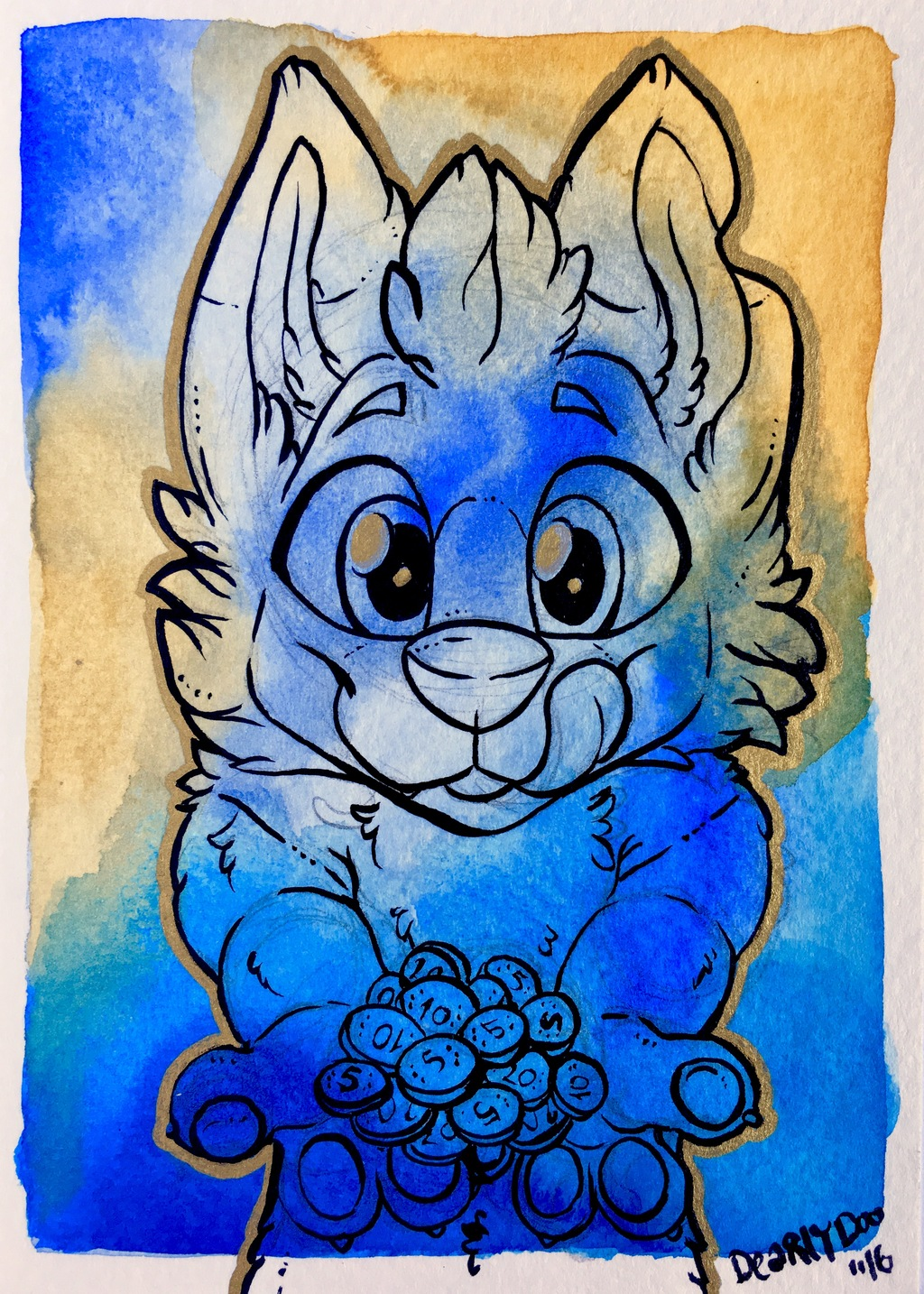 Bing by Fuzzy Fur Creations