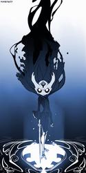 The Hollow King - Hollow Knight Fanart