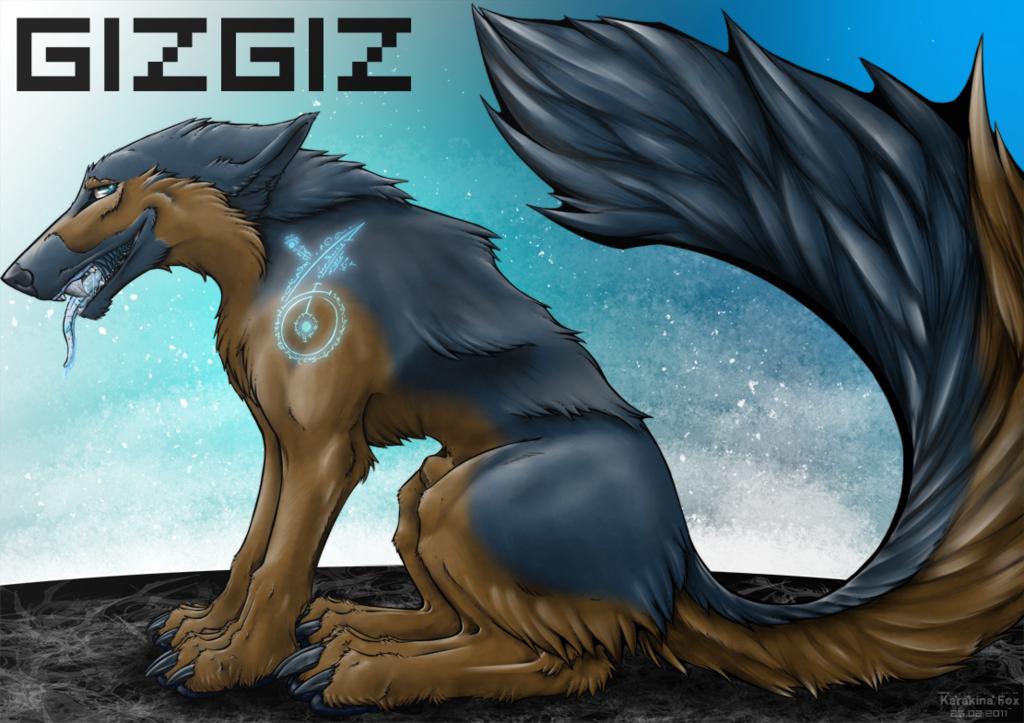 GizGiz//Infected_Concept
