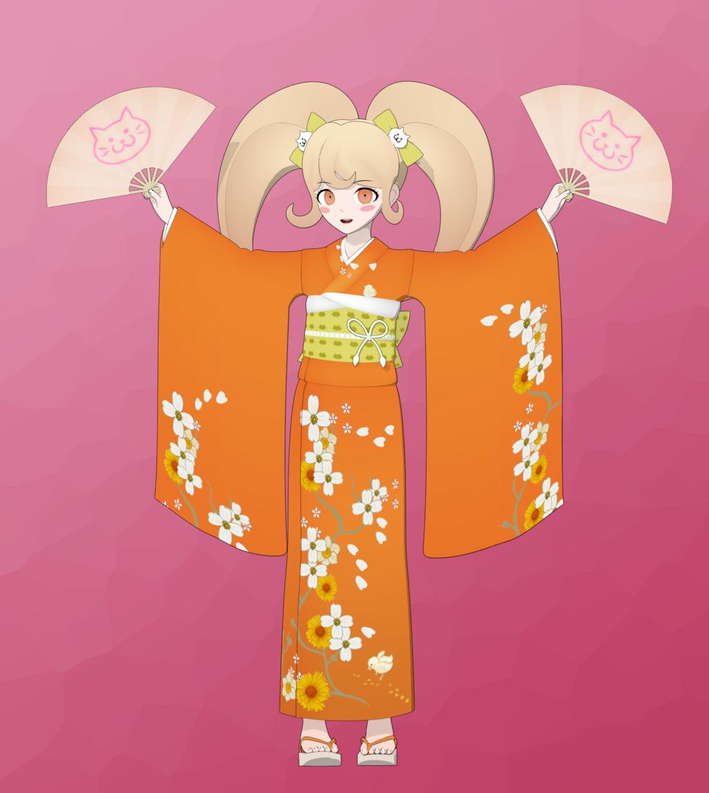 Hiyoko Saionji - Despair Dancer