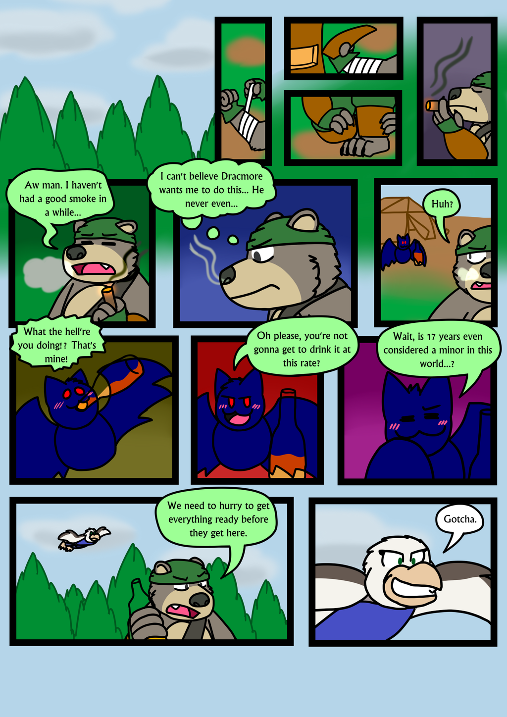 Lubo Chapter 13 Page 18