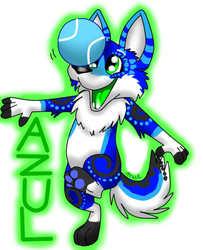 Azul Roosky Badge