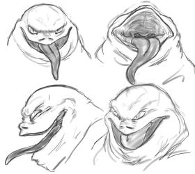 Feral Gujji expressions