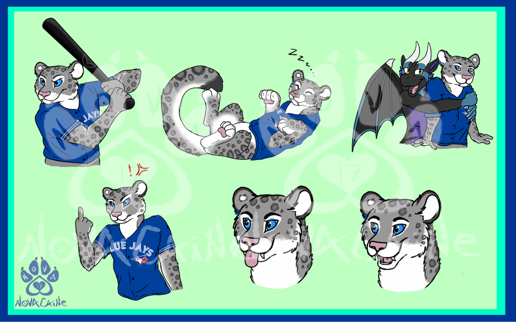 Most recent image: Spyker -Telegram stickers.