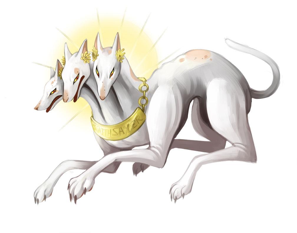 Divine Cerberus
