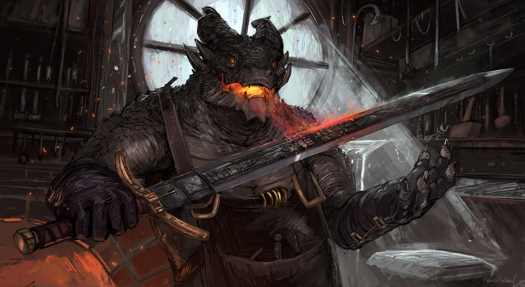 Most recent image: Dragonoid smith