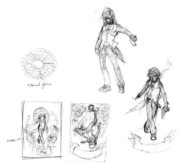 Drunken Sketches