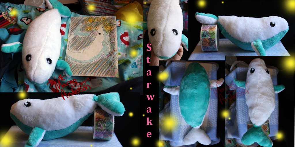 Starwake the Whale (Plush)