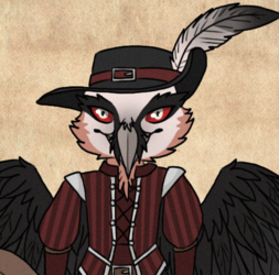 Personal - Valentine Thunderclaw Chibi