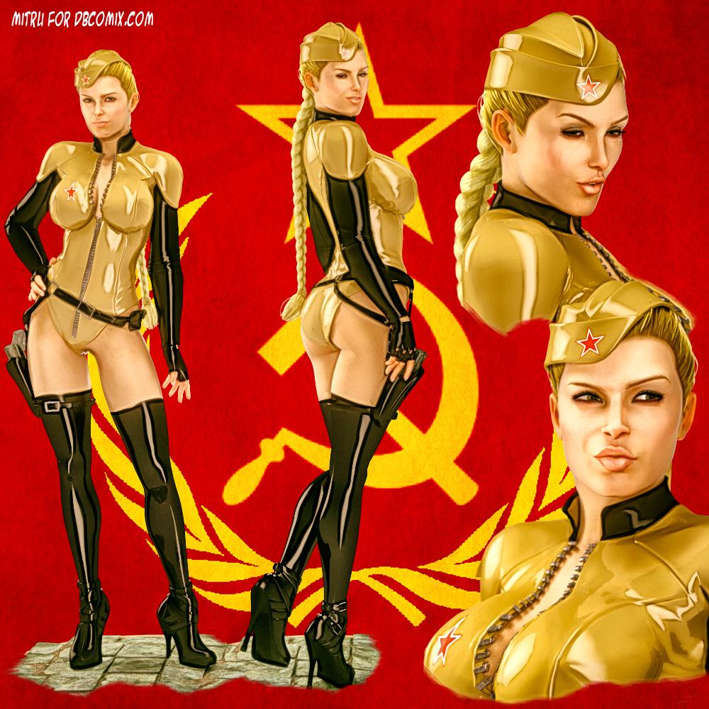 Soviet Girls New Look