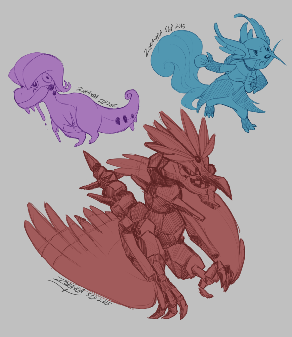 Daily Doodles 9/20/2015