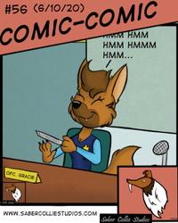 Comic-Comic #56 (6/10/20)