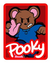 Pooky Badge